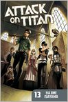 Book Cover Image. Title: Attack on Titan 13, Author: by Hajime Isayama
