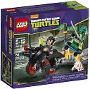 LEGO® Teenage Mutant Ninja Turtles Karai Bike Escape 79118: Product Image