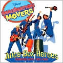 CD Cover Image. Title: Juice Box Heroes, Artist: Imagination Movers