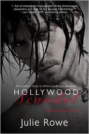 Julie Rowe - Hollywood Scandal (a Seacliffe Medical Novel)