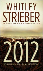 2012 by Whitley Strieber: Book Cover