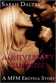 Sarah Daltry - Anniversary Surprise