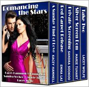 Sandra Sookoo, Marie Tuhart, Emma Lai, Lacey Wolfe Kacey Hammell - Romancing the Stars (Silver Screen Studs and Starlets)
