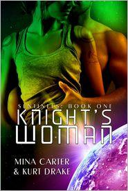 Mina Carter  Kurt Drake - Knight's Woman