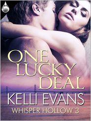 Kelli Evans - One Lucky Deal