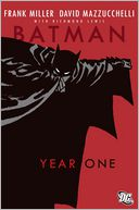 Batman by Frank Miller: Book Cover