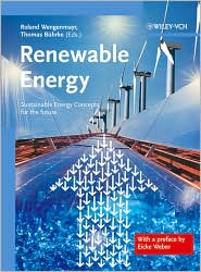 Renewable Energy by Roland Wengenmayr: Book Cover