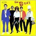 CD Cover Image. Title: The B-52's, Artist: The B-52s