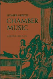 Chamber Music: Second Edition