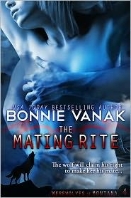 Bonnie Vanak - The Mating Rite