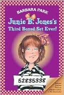 Junie B. Jones's Third Boxed Set Ever! by Park Park: Book Cover