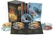 Chronicles of Narnia Book and Audio Box Set by C. S. Lewis: Book Cover