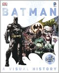 Book Cover Image. Title: Batman:  A Visual History, Author: by Matthew K. Manning