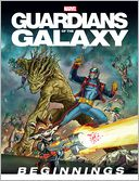 Guardians of the Galaxy by Tomas Palacios: Book Cover