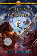 The Blood of Olympus (B&N Exclusive Edition) (Heroes of Olympus Series #5)