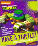TMNT Boxset Make a Turtle