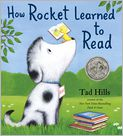 Book Cover Image. Title: How Rocket Learned to Read, Author: by Tad Hills