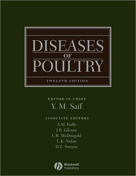 Diseases of poultry: 9780813807188: medicine & health science.