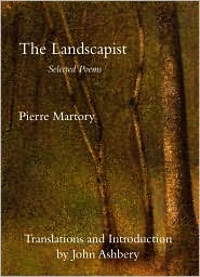 The Landscapist by Pierre Martory: Book Cover