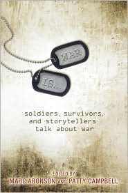 War Is... by Marc Aronson: Book Cover