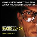CD Cover Image. Title: Naked Lunch [Remastered], Artist: Howard Shore