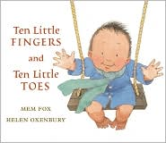 Ten Little Fingers and Ten Little Toes  Click to enlarge cover (Oct. 2008)