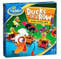 Product Image. Title: Ducks in a Row Game