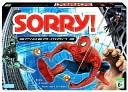 Sorry: Spider-Man Edition