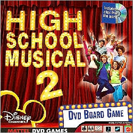 High School Musical DVD 2
