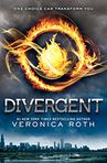 Book Cover Image. Title: Divergent (Divergent Series #1), Author: by Veronica Roth