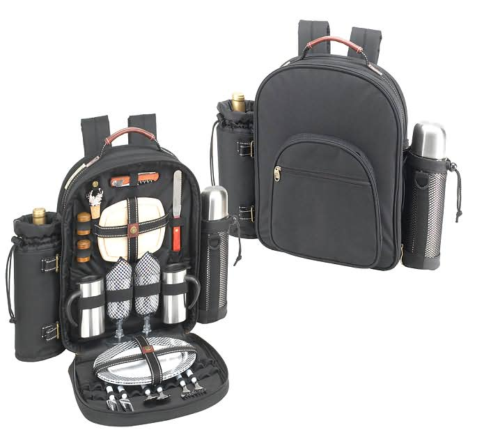 Picnic/Coffee Backpack for 2