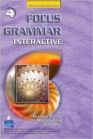 Focus on Grammar Interactive 4, Online Version (Access Code Card)