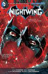 Book Cover Image. Title: Nightwing Vol. 5:  Setting Son (The New 52), Author: by Kyle Higgins