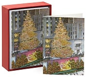 Product Image. Title: Rockefeller Center Christmas Boxed Cards