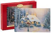 Product Image. Title: Thomas Kincade Assortment Christmas Boxed Cards