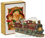Product Image. Title: Ephemera Christmas Boxed Cards - Set of 24