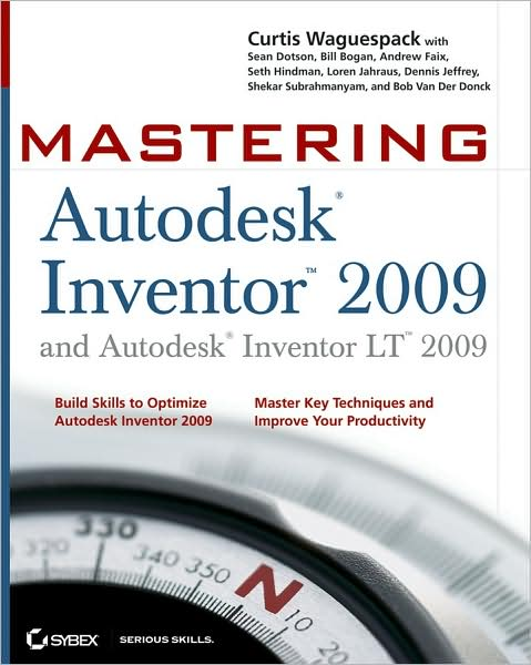 Mastering Autodesk Inventor 2009 and Autodesk Inventor LT 2009~tqw~_darksiderg preview 0