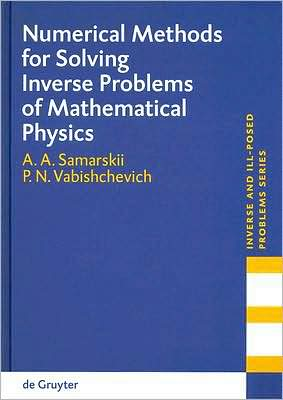 Numerical Methods for Solving Inverse Problems of Mathematical Physics~tqw~_darksiderg preview 0