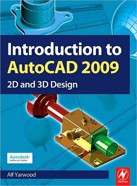 Introduction to AutoCAD 2009 2D and 3D Design~tqw~_darksiderg preview 0