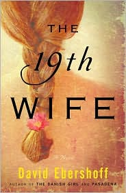 The 19th Wife by David Ebershoff: Book Cover