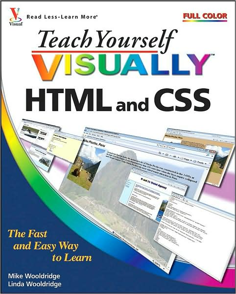Teach Yourself Visually HTML and CSS~tqw~ darksiderg preview 0