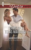 Terms of a Texas Marriage (Harlequin Desire Series #2358)