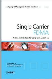 Single Carrier FDMA: A New Air Interfac...