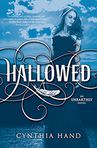 Book Cover Image. Title: Hallowed (Unearthly Series #2), Author: by Cynthia Hand