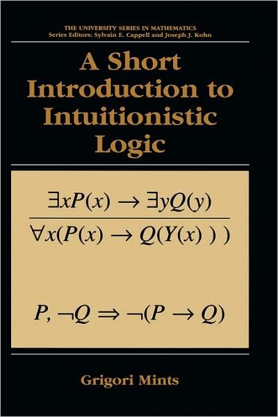 A Short Introduction To Intuitionistic Logic~tqw~_darksiderg preview 0