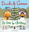 Book Cover Image. Title: Duck and Goose, It's Time for Christmas!, Author: by Tad Hills,�Tad Hills,�Tad Hills