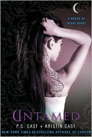 Untamed (House of Night Series #4) by P. C. Cast: Book Cover