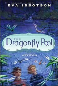Dragonfly Pool by Eva Ibbotson: Book Cover