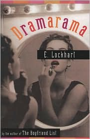 Dramarama by E. Lockhart: Book Cover