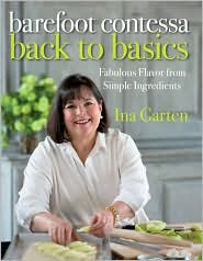 Barefoot Contessa Back to Basics by Ina Garten: Book Cover